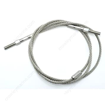 432788 Bow Arm Cable For Johnson Evinrude Electric Trolling Motors