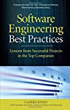 Software Engineering Best Practices: Lessons from Successful Projects in the Top Companies