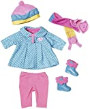 Ensemble de vêtements d'extérieur pour poupée de luxe Baby Born 823828