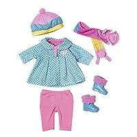 Baby Born Ensemble de vêtements d'extérieur pour poupée de Luxe 823828