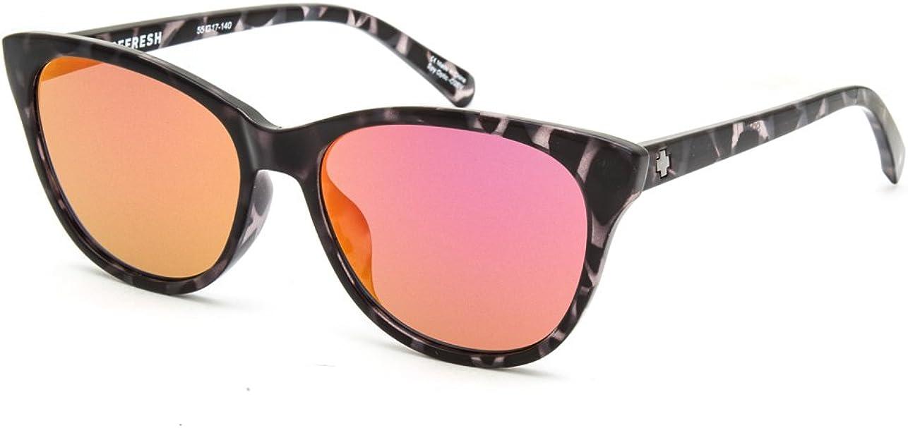 New Spy Optic Aviator 13 Sunglasses Black Metal Frame w// Brown Lens