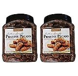 Hoody's Southern Specialty Praline Pecans (pack of 2 - 40 oz jars)