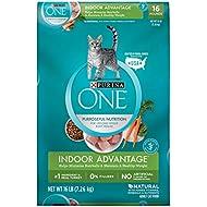 Purina ONE Indoor Advantage Adult Dry Cat Food - 16 lb. Bag