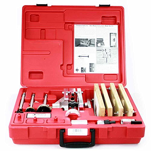 Templaco BJ-115-C3 - Bore Master Lock Installation Kit