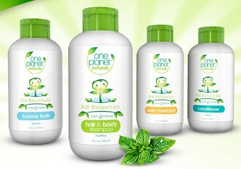 One Planet Naturals Hair & Body Shampoo (Tearless) by One Planet Naturals (Image #1)