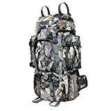 BP Vision Camping Backpack Military Backpack 60l
