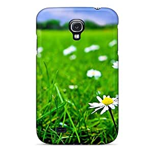 New Nature Tpu Case Cover, Anti-scratch Ryansdouty Phone Case For Galaxy S4