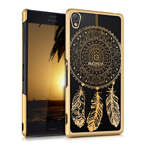 kwmobile-crystal-case-for-sony-xperia-z3-with-design-dream-catcher-transparent-protection-case-cover