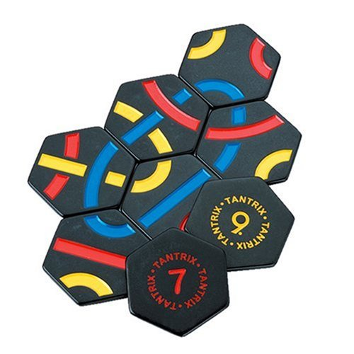 Family Games Tantrix Discovery Strategy Puzzle Game Pack