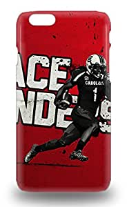 First Class 3D PC Soft Case Cover For Iphone 6 Dual Protection Cover NFL South Carolina Gamecocks Ace Sanders #1 ( Custom Picture iPhone 6, iPhone 6 PLUS, iPhone 5, iPhone 5S, iPhone 5C, iPhone 4, iPhone 4S,Galaxy S6,Galaxy S5,Galaxy S4,Galaxy S3,Note 3,iPad Mini-Mini 2,iPad Air )