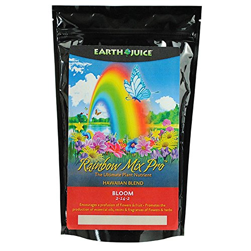 Rainbow Earth - Earth Juice 100210183 Rainbow Mix, 2 lb Pro Bloom, White