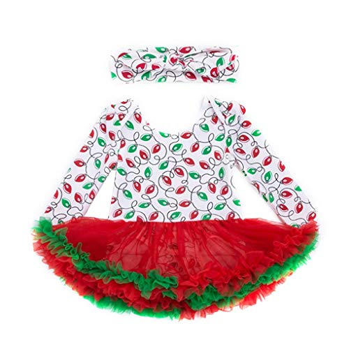 Mesh Shows Set Robe Imprimer Manches Bandeau As Longues Baby Girl Jumpsuit Tulle Romper Arichtop Picture APt6qnwn