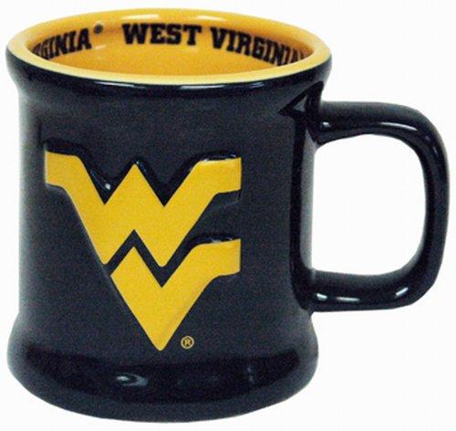 West Virginia Mountaineers Ceramic - NCAA West Virginia Mountaineers Mug Ceramic Relief