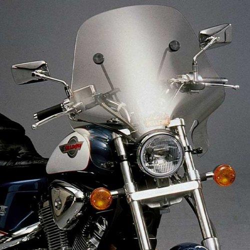 Slip Streamer Hellfire V SS-24V Windshield for 1985-2007 Yamaha Motorcycles