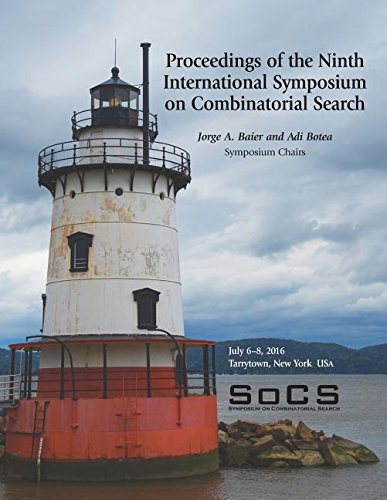 Proceedings of the Ninth International Symposium on Combinatorial Search (SoCS 2016)