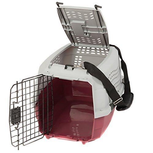 Favorite Airline Approved Travel Vet Visit Pet Dog Cat Rabbit Carrier by Favorite (Image #1)