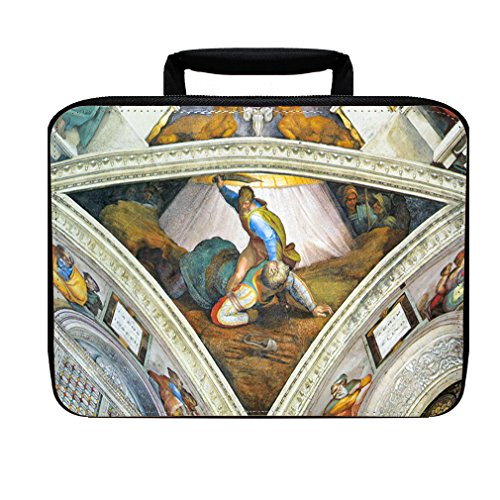 David Und Goliath (Michelangelo) Insulated Lunch Box (David Goliath Bags)