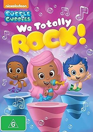 Bubble Guppies: We Totally Rock!: Amazon co uk: DVD & Blu-ray