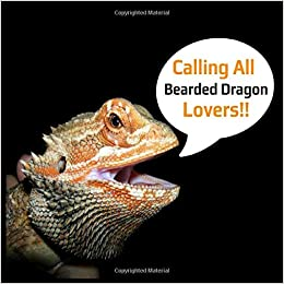 Calling All Bearded Dragon Lovers Perfect Gift For Bearded Dragon Owners And Reptile Lovers Amazon Co Uk Gifts Animal Lover 9781700135193 Books
