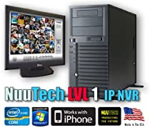 Nuutech IP NVR Level 1 - up to 16 IP Network Cameras - MPEG-4 / H.264