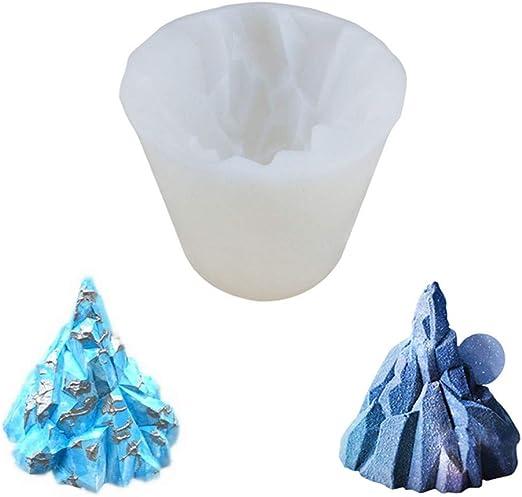 Iceberg Silicone Mousse Cake Mold/—DIY Fondant Cake Mold/—Kitchen Baking Tools