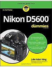 Nikon D5600 For Dummies (For Dummies (Lifestyle))