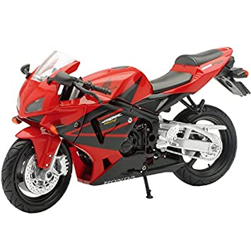 Buy Newray 1 18 Scale Cbr 600rr Honda Bike Red Online At Low