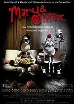 Filmcover Mary & Max, oder - Schrumpfen Schafe, wenn es regnet