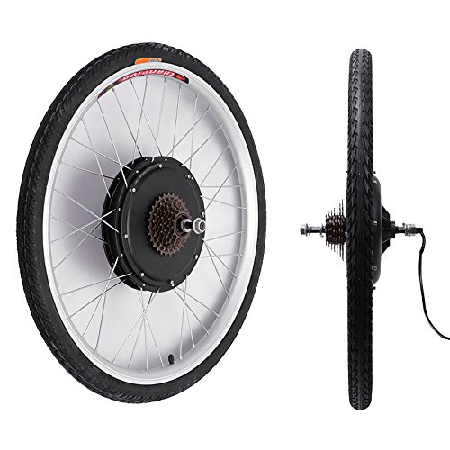FCH 26'' Rear Wheel Electric Bicycle Conversion Kit (36V 500W) by FCH (Image #2)