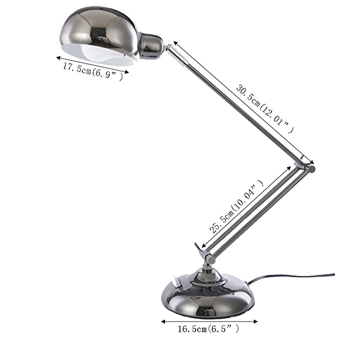 Lámparas de Escritorio Lámpara de escritorio de oficina americana ...