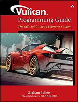 Vulkan Programming Guide: The Official Guide To Learning Vulkan (OpenGL) Downloads Torrent