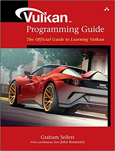 Amazon com: Vulkan Programming Guide: The Official Guide to