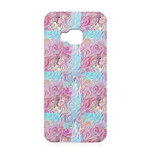 Hairs HTC One M9 3D wrap around Case - Design 2