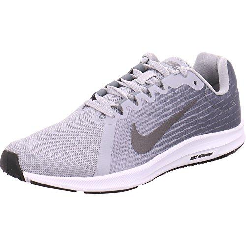 Nike Herren Downshifter 8 Laufschuhe Grau