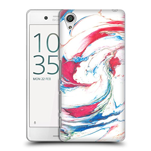 official-julien-corsac-missaire-marbled-paint-red-blue-swirl-abstract-4-hard-back-case-for-sony-xper