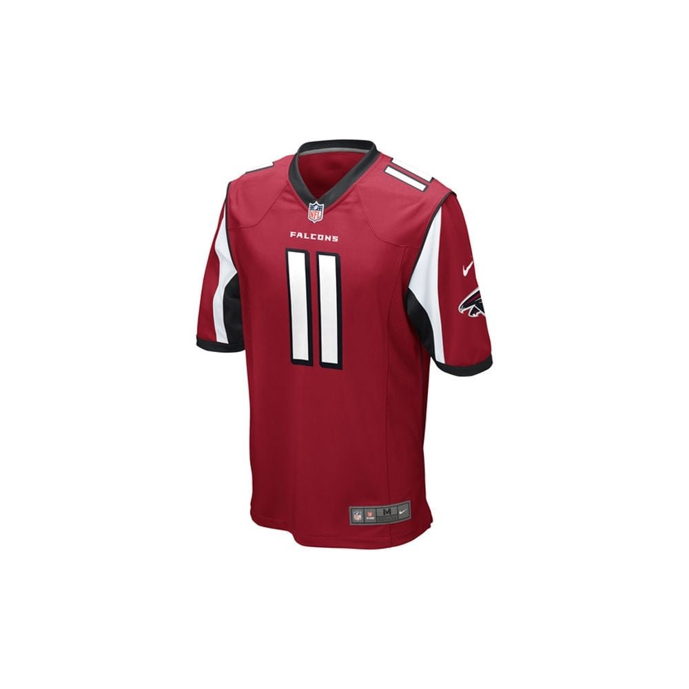 d71a2669b Amazon.com   NIKE NFL Men s Atlanta Falcons Julio Jones Jersey - Red -  Above  100 is Robbery   Sports   Outdoors
