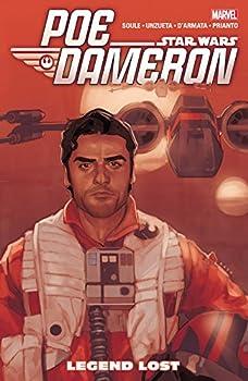 Star Wars: Poe Dameron Vol. 3: Legends Lost by Charles Soule and Angel Unzueta