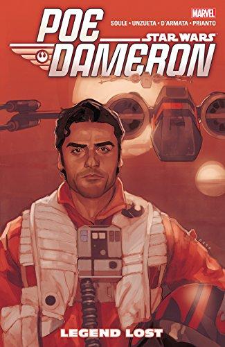 Star Wars: Poe Dameron Vol. 3: Legend Lost (Star Wars: Poe Dameron (2016-))