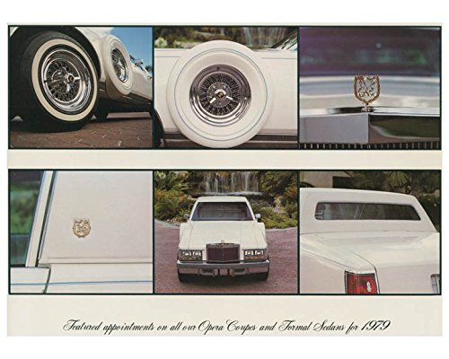 Amazon.com: 1979 Cadillac Seville Eldorado Grandeur Neo-Classic Photo Poster: Entertainment Collectibles