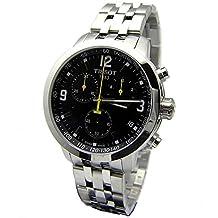 New Tissot Prc 200 Black Dials T055.417.11.057.00 Watch
