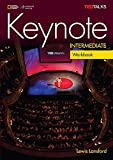 capa de Keynote Intermediate: Workbook with Audio CDs