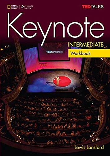 Keynote Intermediate: Workbook with Audio CDs