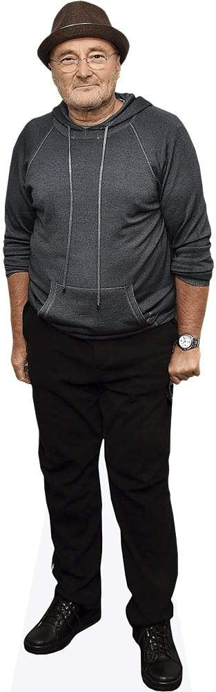 Life Size Cutout Phil Collins Casual