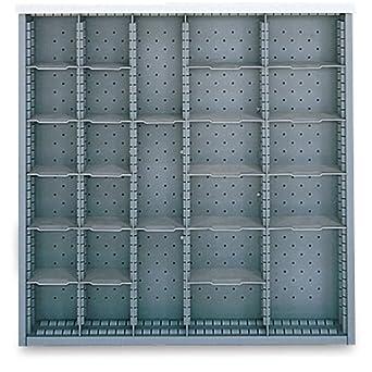 Amazon.com: LISTA divisores de cajón para standard-width ...