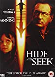 Robert De Niro as David Callaway; Dakota Fanning as Emily Callaway; - Hide And Seek - [DVD]