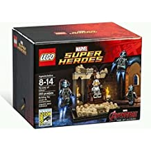 SDCC 2015 Exclusive Lego Throne of Ultron Marvel Avengers #6590 by LEGO