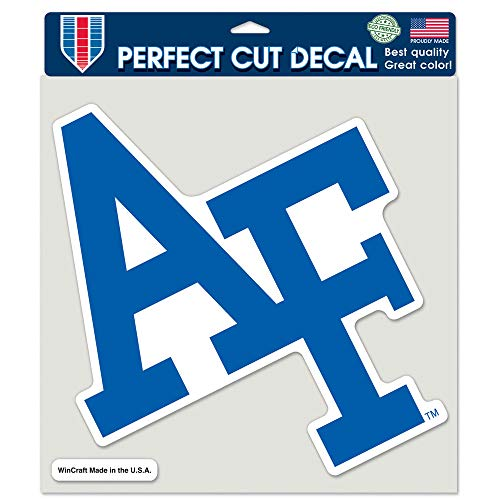 Wincraft NCAA Air Force Academy Perfect Cut Color Decal, 8