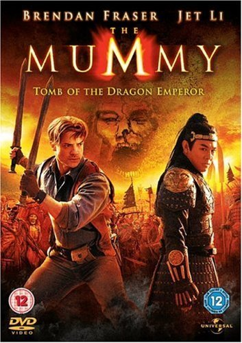 Amazon Com The Mummy Tomb Of The Dragon Emperor Dvd 2008 Movies Tv