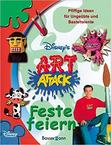 Art Attack Feste Feiern Amazonde Bã¼cher