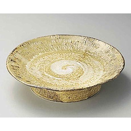 Kobiki 12inch Set Of 5 SUSHI PLATES Beige Ceramic Made In Japan